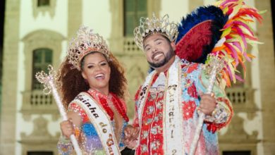 Photo of ELEITOS REI MOMO E RAINHA DO CARNAVAL DO RECIFE 2020